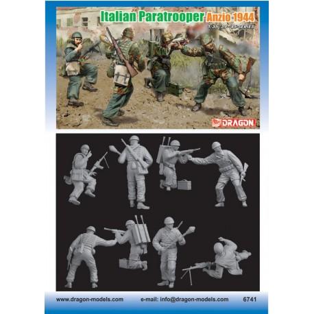 Dragon 1/35 ITALIAN PARATROOPERS ANZIO 1944