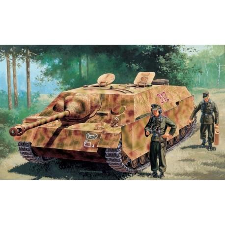 Italeri SD.KFZ.162 JAGDPANZER IV Ausf. F