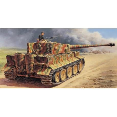 Italeri Pz.Kpfw. VI Tiger I Ausf. E Mid production