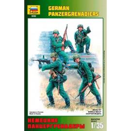 Zvezda German Panzergrenadiers
