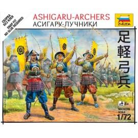 Zvezda Ashigaru Archers