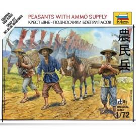 Zvezda Peasants w/Ammo Supply