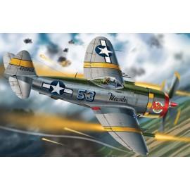 Italeri 1/48 P-47d Thunderbolt