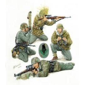 Zvezda 1/35 German Sniper Team