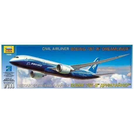 Zvezda Boeing 787-8 Dreamliner
