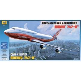 Zvezda 1/144 Boeing 747-8