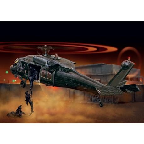 Italeri UH-60 A MH-60 Black Hawk Night Raid