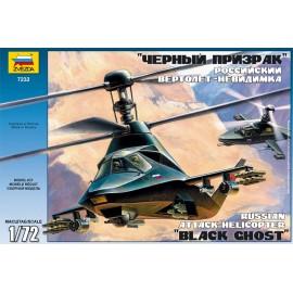 Zvezda 1/72 Kamov Ka-58 Black Ghost