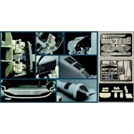 Italeri CH-47 CHINOOK-SUPER DETAIL SET 1/48