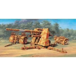 Italeri 8.8 Cm. FLAK 37 AA Gun