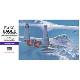 Hasegawa F-15C EAGLE U.S. AIR FORCE 1/72