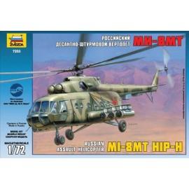 Zvezda 1/72 Mil Mi-17 Soviet Helicopter