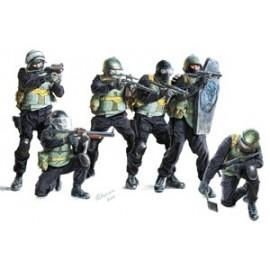 "Zvezda Russian Antiterrorist Group ""Vimpel"""