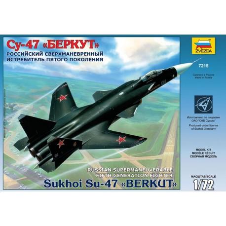 Zvezda Sukhoi SU-47 Berkut
