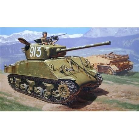 Italeri M4A2 76mm Wet Sherman