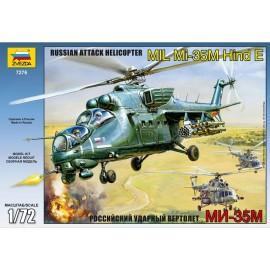 Zvezda 1/72 Mil Mi-35
