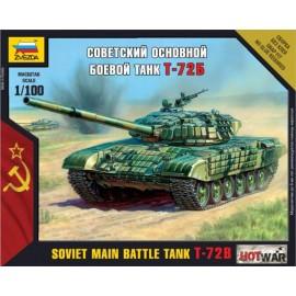 Zvezda 1/100 T-72