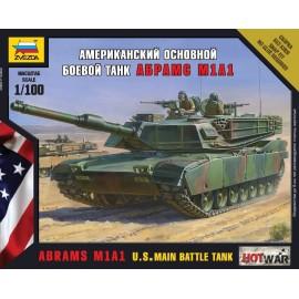 Zvezda Abrams M1 A1