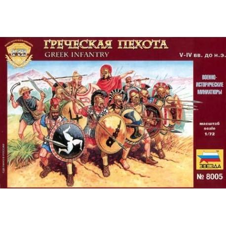 Zvezda Greek Infantry