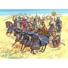 Zvezda 1/72 Persian Chariot And Cavalry