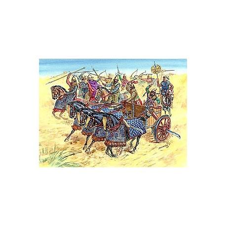 Zvezda Persian Chariot and Cavalry