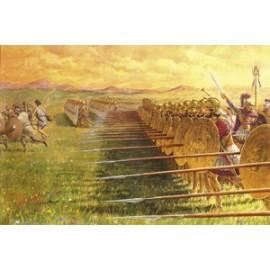 Zvezda Carthagenian Infantry 1/72