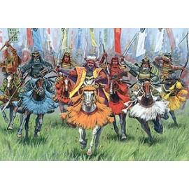 Zvezda 1/72 Samurai Warriors-Cavalry