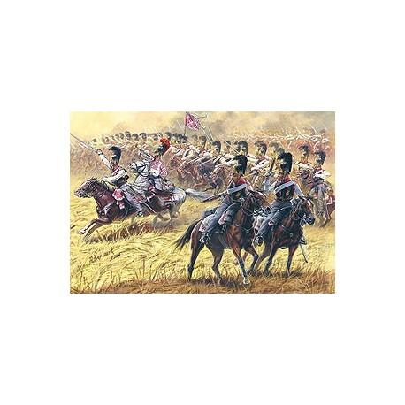 Zvezda Russian Cuirassiers 1812-1814