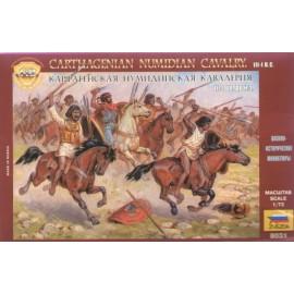 Zvezda 1/72 Carthagenian Numidian Cavalry
