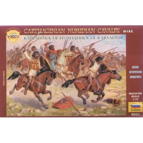 Zvezda Carthagenian Numidian Cavalry
