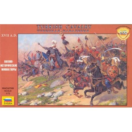 Zvezda Turkish Cavalry 16-17th cty