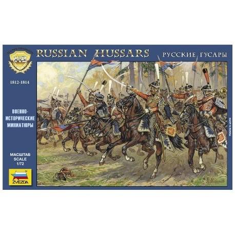 Zvezda Russian Hussars 1812-1814