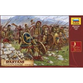 Zvezda 1/72 Spartani