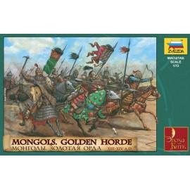 Zvezda 1/72 Mongols-Golden Horde