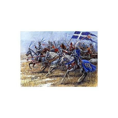 Zvezda French Knights