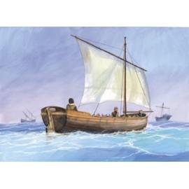 Zvezda 1/72 Medieval Life Boat