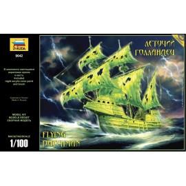 Zvezda Flying Dutchman Ghost Ship