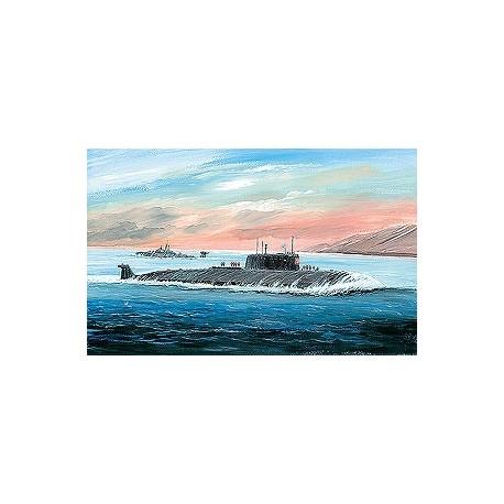 "Zvezda Nuclear Submarine APL ""Kursk"""