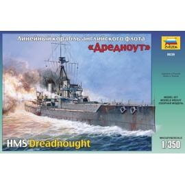 "Zvezda Battleship ""Dreadnought"""