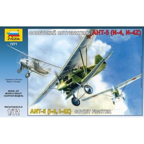 Zvezda ANT-5 Soviet Fighter