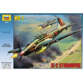 Zvezda 1/72 Il-2 (Rr)