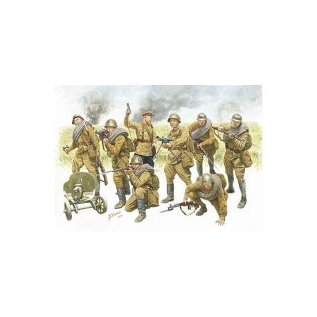 Zvezda Red Army Infantry (1940-42)