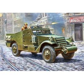 Zvezda 1/35 M-3 Armored Scout Car