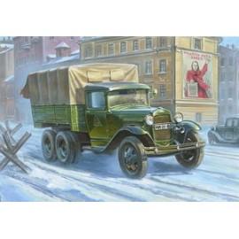 Zvezda 1/35 Gaz-Aaa Soviet Truck (3-Axle)