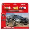 Airfix Ford Fiesta WRC - Large Car Starter Gift Set