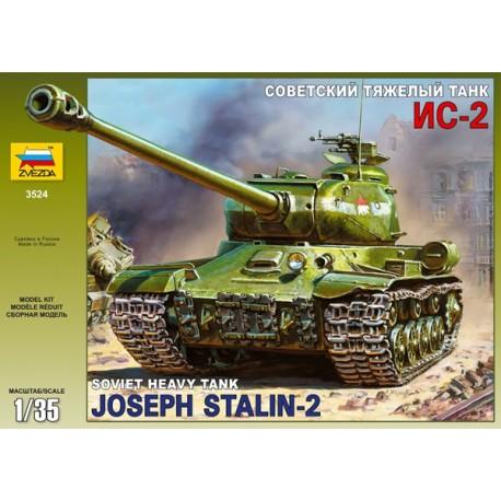 Zvezda Josef Stalin-2 Soviet Heavy Tank