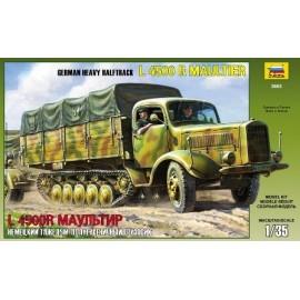 Zvezda 1/35 Maultier 4 5t Truck