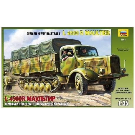 Zvezda Maultier 4,5t Truck