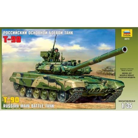 Zvezda T-90 Main Battle Tank