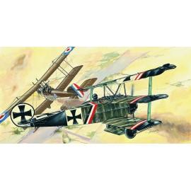 SMER Fokker Dr. I 1/44